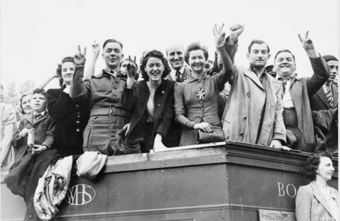 VE Day Image To Use